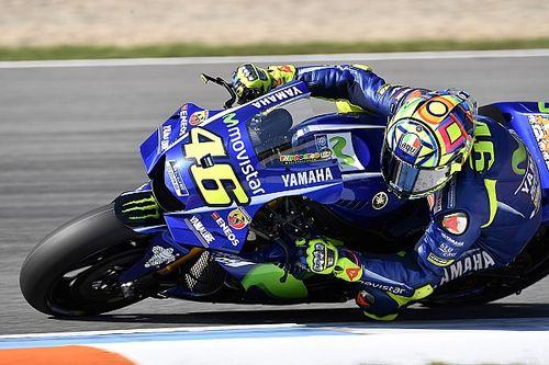 """Rossi tevreden na test: """"Goed gevoel met nieuwe fairing"""""""