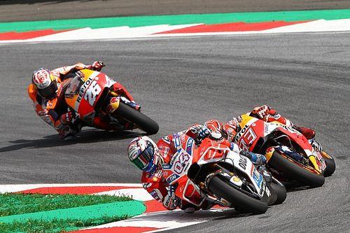 """Pedrosa: """"No sé cómo ha ganado Dovizioso con el neumático blando"""""""