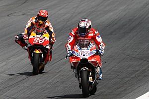 MotoGP Reaktion Dovizioso nach MotoGP-Sieg in Österreich: