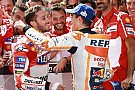 【MotoGP】マルケス「最終ラップで攻めなかったら、今夜眠れなかった」