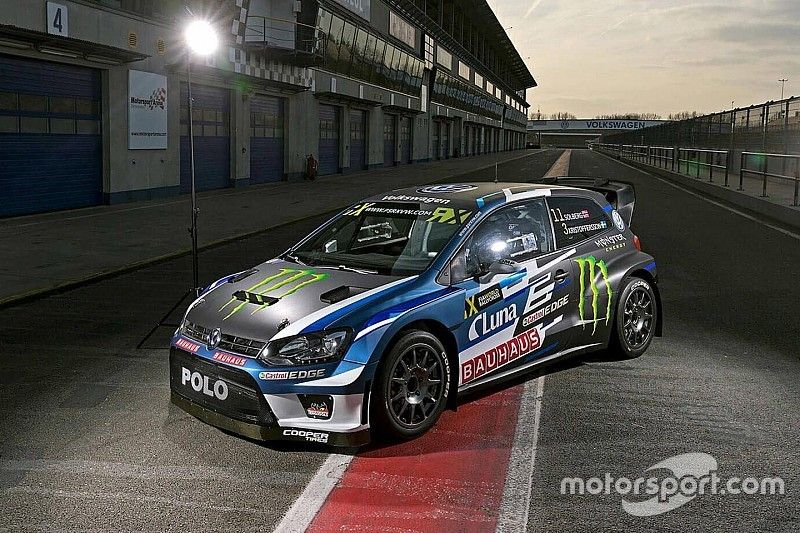 Volkswagen cambia Red Bull por Monster en el World Rallycross