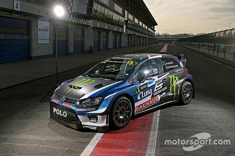 Volkswagen cambia Red Bull por Monster en el World Rallycross