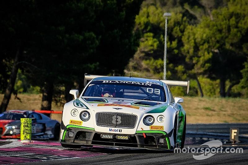 Blancpain: Paul Ricard'da Bentley zaferin sahibi, Salih Yoluç ikinci sırada