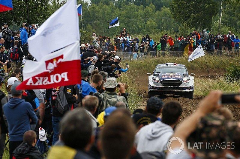 Il Rally di Polonia a rischio per il 2018 causa motivi di sicurezza