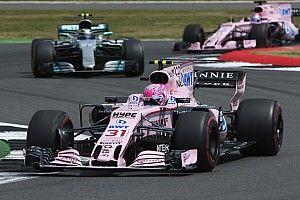 """Ocon: """"Mercedes está contento con mi trabajo en F1"""""""