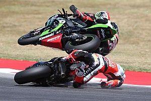 "Davies ""intent"" on Laguna Seca comeback after crash"