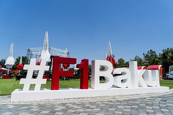 Formel 1 Ergebnisse Formel 1 2017 in Baku: Ergebnis, 1. Training