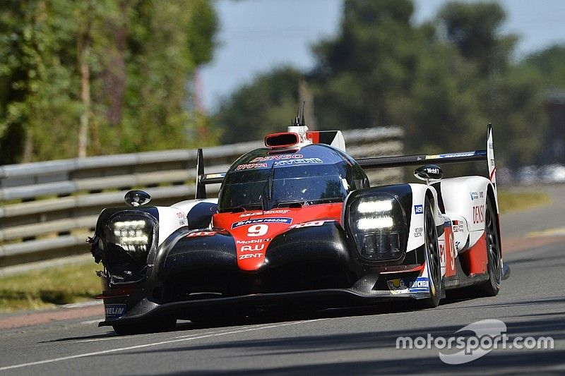 """Toyota admits third Le Mans entry was a """"waste"""""""