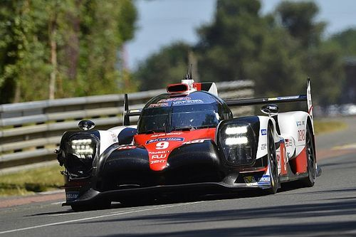 "Toyota admits third Le Mans entry was a ""waste"""