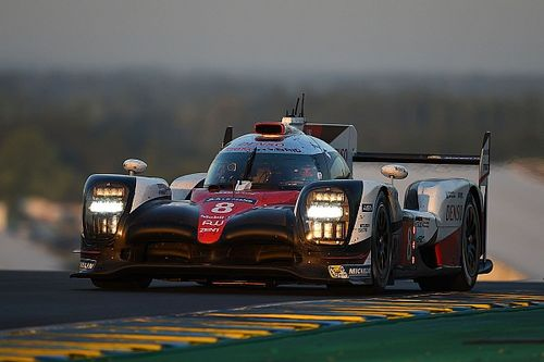 "Jarvis: Le Mans issues ""not a good advert"" for LMP1 cars"