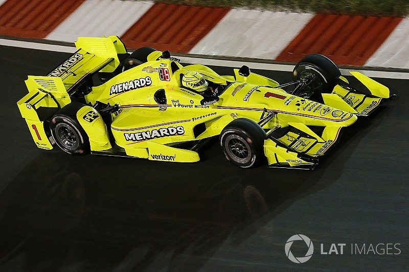 Pagenaud angered by Newgarden's winning move
