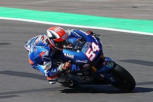 Moto2 Crónica de Clasificación Pasini logra la tercera pole consecutiva