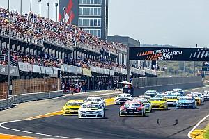 NASCAR Euro Rennbericht NASCAR-Euroserie Valencia: Borja Garcia mit Doppelsieg