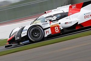 Silverstone WEC: Toyota two seconds clear of Porsche in FP2