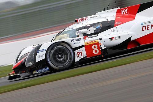 WEC Silverstone: Toyota sneller dan Porsche in tweede training