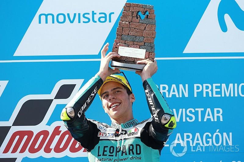 Mir wint ook Grand Prix van Aragon, Bendsneyder met lege handen