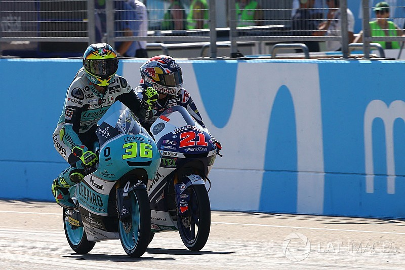 "Mir penalised for ""irresponsible"" move at Aragon"