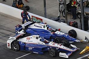 IndyCar 速報ニュース 【インディカー】テキサス決勝は佐藤琢磨10位「不運な状況だった」