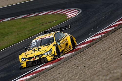 DTM Zandvoort: Eerste vier startplaatsen voor BMW