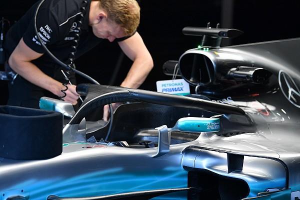 Formula 1 Son dakika Halo çarpışma testleri takımlara 13 ila 23 bin euro'ya mâl olacak