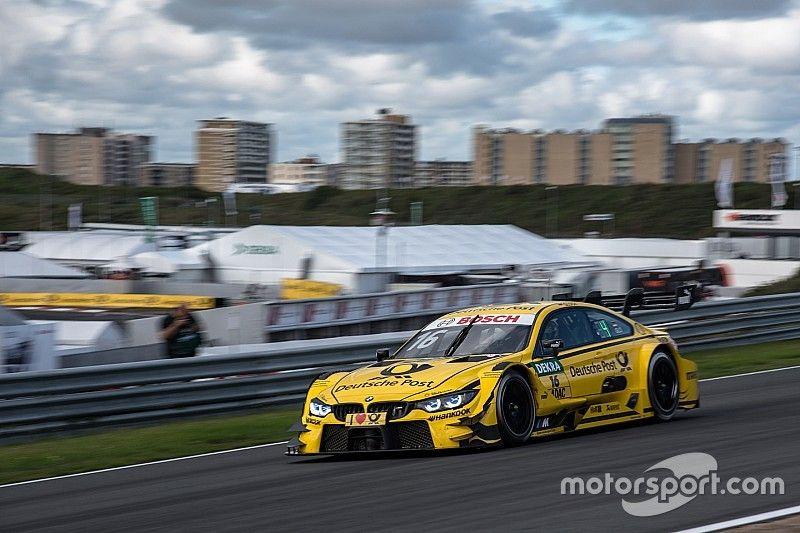 Timo Glock se lleva la victoria en Zandvoort