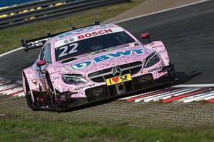 DTM Qualifyingbericht DTM 2017 am Nürburgring: Mercedes-Fahrer Lucas Auer auf Pole-Position
