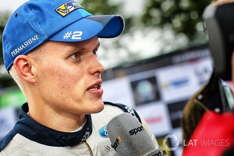 Toyota: per il WRC 2018 c'è un forte interesse per Ott Tanak!