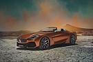 Auto La BMW Z4 Concept révélée!
