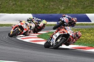 MotoGP Son dakika Lorenzo: Avusturya, Ducati için en tatmin edici hafta sonuydu