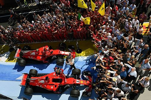 Analysis: How teammate tension lit up the Hungarian GP