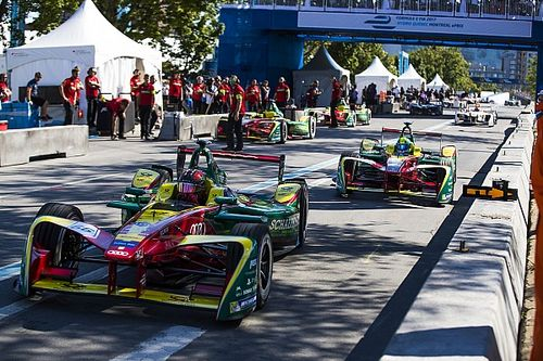 "Di Grassi ""never lost faith"" in winning Formula E title"