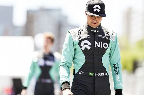 """Piquet had """"too many doubts"""" to stay with NextEV"""