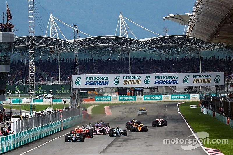 Malezya, F1'in kendilerini takvimde isteyeceğinden emin değil