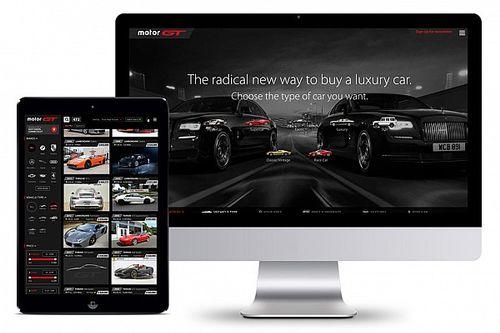 Motorsport Network porta le auto di lusso nell'era digitale con MotorGT.com