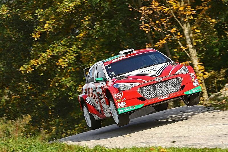 BRC al Rally di Finlandia con una Hyundai i20 R5 per Pierre Louis Loubet e Vincent Landais