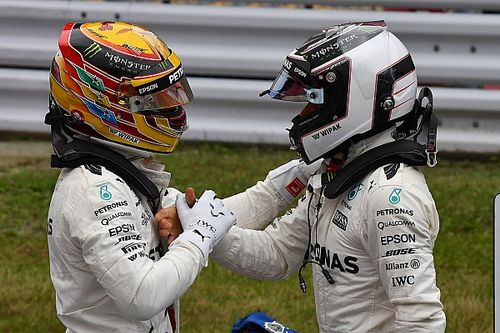 F1 2017: Die Qualifying-Duelle beim GP Japan