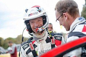 Toyota alineará un cuarto coche para Hänninen en Cerdeña