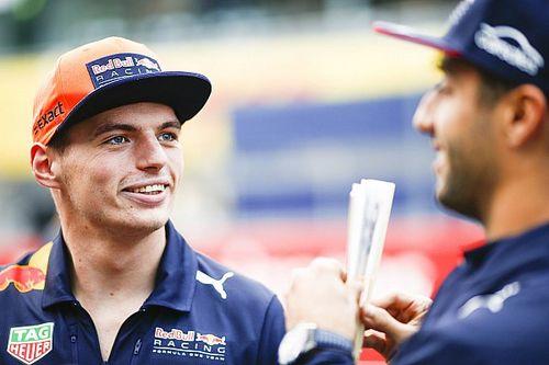 """Ricciardo: """"Verstappen maduró mucho en 2017 y respeta más a los rivales"""""""