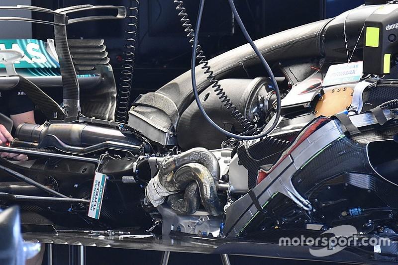Consumo olio: la FIA impone anche alla Mercedes i vincoli di Monza