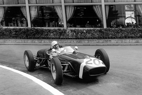How Moss mastered Monaco to beat the Ferraris in '61