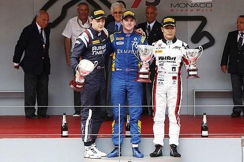 Rowland gana tras el drama de Leclerc la primera manga en Mónaco