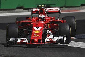 """Raikkonen: """"Ferrari competitiva, ma devo lavorare sulle gomme"""""""