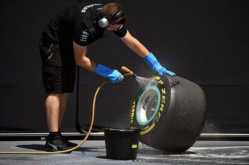 Times ignoram pneu médio em escolha para Hungria