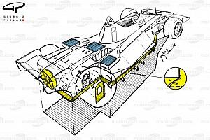 A DAS elődei, betiltott megoldások: A Brabham ventillátoros autója