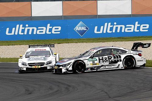 """Absolut dumm"": BMW-Sportchef straft Mercedes-Fahrer ab"