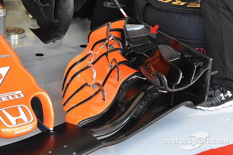 Технический анализ: что позволило McLaren прибавить в Испании