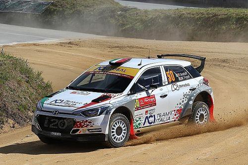 Andolfi correrà al Rally di Portogallo su una i20 R5 dell'ACI Team Italia
