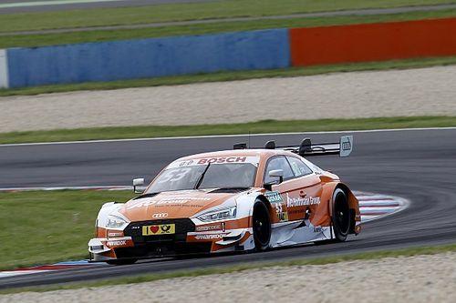 DTM Lausitzring: Green raih kemenangan yang kedua