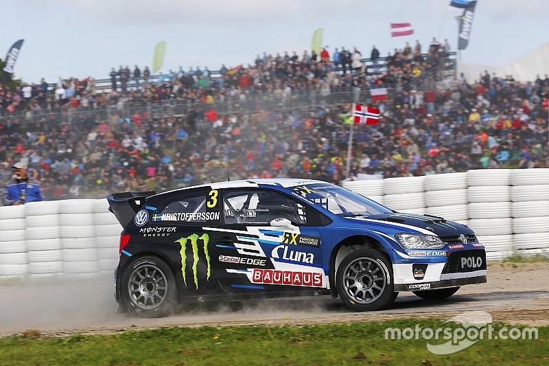 Championnats - Kristoffersson nouveau leader, Peugeot passe deuxième