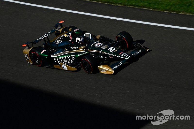 Indy 500, Libere 3: Carpenter al top, Alonso sale al quarto posto